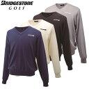 ブリヂストンゴルフ TOUR B セーター メンズ 59G01B