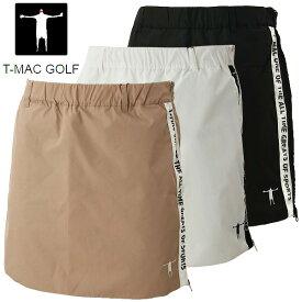 【クリアランスセール】 ティーマック レディース ゴルフウェア 中綿スカート B68W T-MAC 秋冬