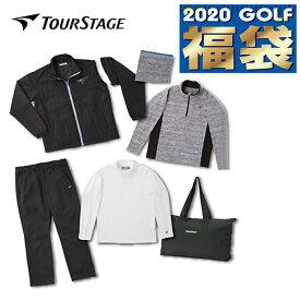 2020年新春福袋 ツアーステージ ゴルフウェア メンズ FUKU0A ブリヂストンゴルフ 2019秋冬
