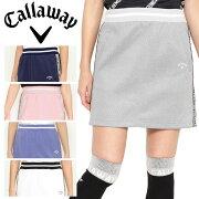 キャロウェイゴルフウェアレディーススカート241-01288012020春夏