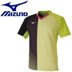 ミズノ 卓球 ゲームシャツ 2020年卓球日本代表モデル ユニセックス 82JA001137