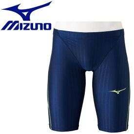 ミズノ スイム 競泳用ハーフスパッツ メンズ N2MB002084