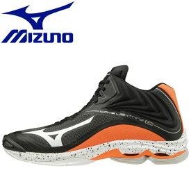 ミズノ バレーボール ウエーブライトニングZ6 MID バレーボール ユニセックス V1GA200553 シューズ
