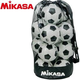 ミカサ バレーボール ボールバッグ メッシュ巾着型 特大 MBAL