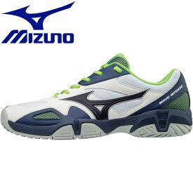 ミズノ ウエーブインテンス CLUB 2 AC テニスシューズ メンズ レディース 61GA184614