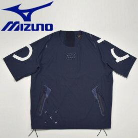 【ゆうパケット配送】ミズノ ウエア rhrn2 ウーブンTシャツ メンズ レディース D2ME052214