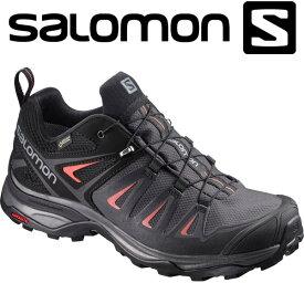 サロモン X ULTRA 3 GTX W ハイキング&マルチファンクション シューズ レディース L39868500