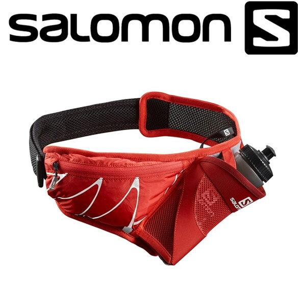 サロモン SENSIBELT ランニング ウェストベルト型ハイドレーション L401216
