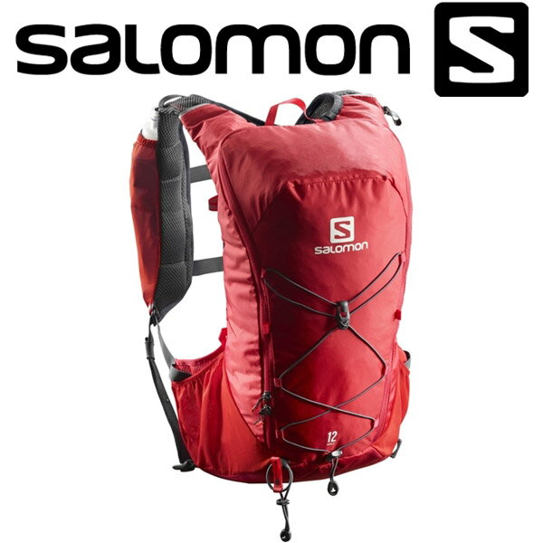 サロモン AGILE 12 SET ランニング バックパック L401635