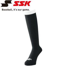 【ゆうパケット配送】エスエスケイ SSK 野球 スパイラル着圧ソックス メンズ・ユニセックス YA1419-90
