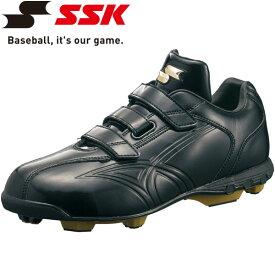 エスエスケイ SSK 野球 スターランナーV ポイントスパイクシューズ ジュニア SSF4000-9090