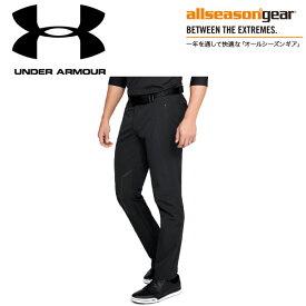 【クリアランスセール】アンダーアーマー ゴルフ パーペチュアル パンツ メンズ 1317364 18FW オールシーズンギア