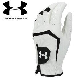 【ゆうパケット配送】 アンダーアーマー ゴルフ ゴルフグローブ 左手用 UAバーディー2.0 1331180 メンズ