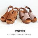 ENESS【エネス】,新作,スエードベルトウッドサンダル,サンダル,サンダル,シューズ,23585307S,インポート,送料無料