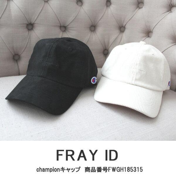 フレイアイディー championキャップ キャップ 帽子 ファッション雑貨 FRAY I.D FWGH185315