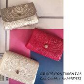 グレースコンチネンタルCoinCaseコインケースカービングファッション雑貨GRACECONTINENTAL19SS送料無料49187512