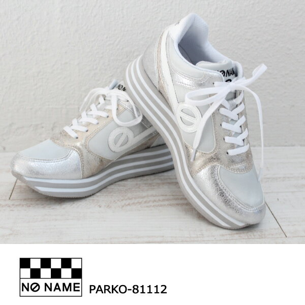 ノーネーム,PLATINE,スニーカー, NO NAME 新作 送料無料,PARKO-81112,18SS