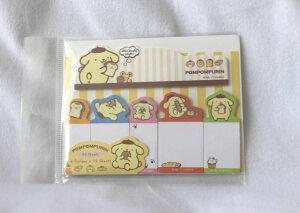 sanrio プリン ポムポムプリン マーキングシール (タックメモ)付箋 ポストイット DM便可 17