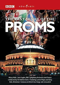 The Last Night Of The Proms [DVD] [Import]