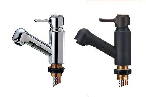 【Essence】シングルレバー混合栓(立水栓)