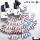 【☆大流行中です☆】[cat`s eye gel 全20色 単品 ]ネイル ジェルネイル マグネットネイル ネイルアート キャッツアイ…