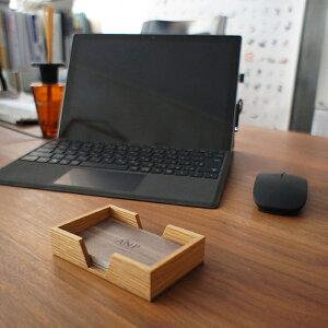 カードトレイ カードスタンド 天然木 名刺 ショップカード 置き型 取りやすい カードケース カードトレー デスク周り デスク 整理整頓 木製 ショップカードケース カード入れ 名刺入れ 送料