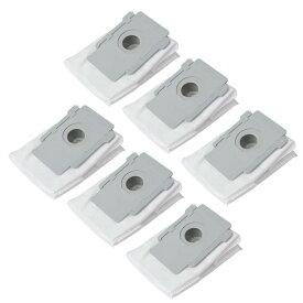 ルンバ i3+、i7+、s9+専用 交換用紙パック 6個セット iRobot 【送料無料】【消耗品】【互換品】レターパックプラス