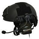 【3点セット】 ZTAC Comtac II ヘッドセットver2.0(FG) OPS-CORE STANDARD タクティカルヘルメット ARCレールアダプ…