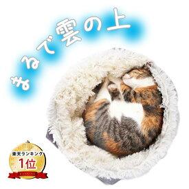 【 ふわもふ猫ベッド 】 4Claws 猫 ベッド 猫ベッド 猫用 洗える おしゃれ 猫用ベッド 猫クッション ネコベッド キャットベッド ペットベッド ベット ネコ ねこ 冬 冬用 あったか 暖かい ふわふわ もふもふ 夏 プレゼント ギフトラッピング不可