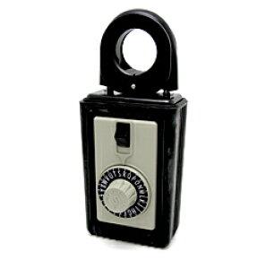 カギ番人 C3 南京錠型アルファベットダイヤル式 キーボックス 暗証番号 鍵 キーBOX 防犯グッズ