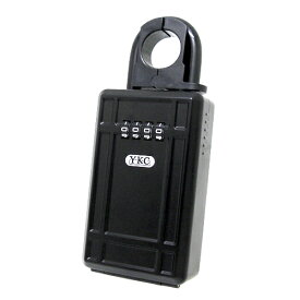 防犯グッズ YKC 小型 ロックポケット LP-1200 キーボックス 暗証番号
