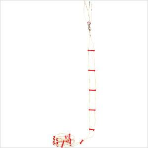 防災グッズ セフティロープ縄はしご 5m