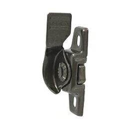 【純正部品】トステム クレセント錠(内観左)太陽・青葉樹・CS・CX・サンペア25用色:ブロンズ