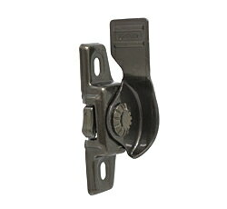 【純正部品】トステム クレセント錠(内観右)太陽・青葉樹・CS・CX・サンペア25用色:ブロンズ