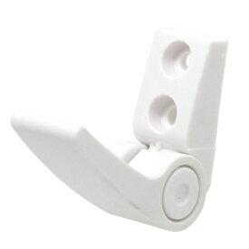 樹脂製フォールディングフック arco(アルコ)ホワイト[ARWH]