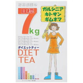 【昭和製薬】目標7kgダイエットティー 3g×30ティーバッグ ※お取り寄せ商品【RCP】【02P03Dec16】