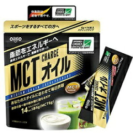 【日清オイリオ】MCT CHARGE オイル 6g×14本 ※お取り寄せ商品【RCP】