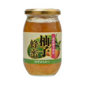 【ユニマットリケン】国産柚子使用 柚子蜂蜜 400g ※お取り寄せ商品【RCP】【02P03Dec16】