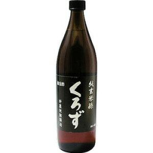 【ユニマットリケン】純玄米酢 くろず 900ml ※お取り寄せ商品【RCP】