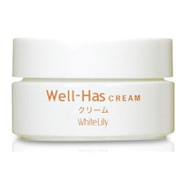 【ホワイトリリー】Well−Has(ウエルハース)クリーム 30g ※お取り寄せ商品【RCP】