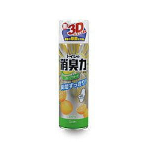 【エステー】トイレの消臭力スプレーグレープフルーツ 330ml☆日用品※お取り寄せ商品【RCP】【02P03Dec16】