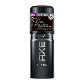 なんと!あの【ユニリーバ】AXE(アックス) フレグランス ボディスプレー ブラック 60g が「この価格!?」※お取り寄せ商品【RCP】【02P03Dec16】