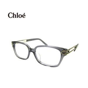 クロエ メガネフレーム Chloe CE2684A ダークグレー 度付き 度なし 伊達メガネ 国内正規品 かわいい おしゃれ 送料無料