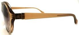 カルバンクライン サングラス CALVIN KLEIN ck ck4333SA ライトブラウン 国内正規品 かわいい おしゃれ