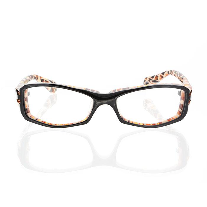 レスザンヒューマン メガネ フレーム めがね 眼鏡 メンズ フォックス 伊達メガネ 度付き・度なし Less Than human fahrenheit451 195K(ブラック/キリン)-0084 国内正規品 かわいい おしゃれ 送料無料