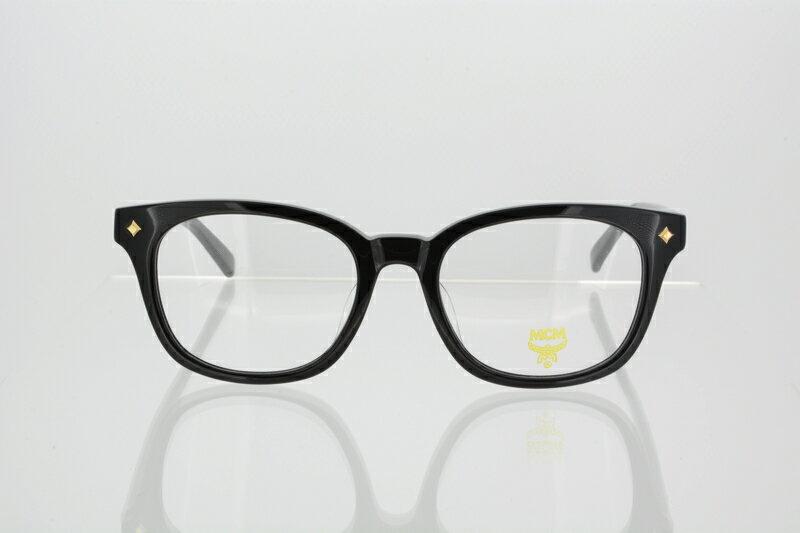 メガネ フレーム MCM 度付き 度なし ボストン めがね 眼鏡 エムシーエム ユニセックス セルフレーム MCM2604A サイズ:52 002 Black ブラック 伊達メガネ 国内正規品 かわいい おしゃれ 送料無料