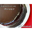 7品目特定原材料不使用・グルテンフリースイーツ アレルギー対応デザート「ザッハトルテ」誕生日ケーキ
