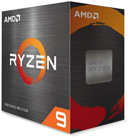 AMD Ryzen 9 5900X without cooler 3.7GHz 12コア / 24スレッド 70MB 105W 国内正規代理店品 100-100000061WOF