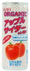 ヒカリ アップルサイダー+レモン【メール便・コンパクト便不可】