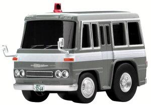 チョロQ zero 西部警察Z15 シビリアン護送車
